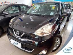 Título do anúncio: Nissan March 1.0 SV 16V FLEX 4P MANUAL