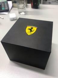 Relógio Ferrari Ultraleggero Original Novo
