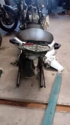 Sucata de moto para retirada de peças Kawasaki ER6N 2010