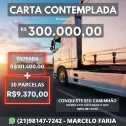 Consórcio para Ônibus de Turismo - 0km ou Usado - crédito liberado