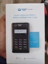 Máquina de cartão PRETA D150 apenas 20$