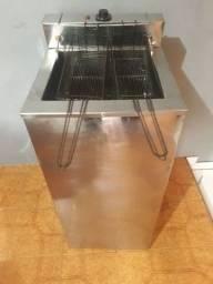 Fritadeira profissional.