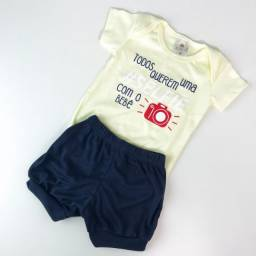 Oferta! Conjuntos diversos bebê 0-3 anos novos, últimos disponíveis!