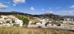 Terreno 1135m2 em aclive no Bairro Pinheirinho - Itajubá- ótima vista