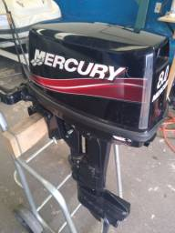 Motor de popa Mercury 8 Hp