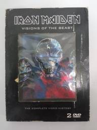 DVD Iron Maiden - Visions Of The Beast 2DVDS