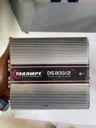 Amplificador módulo taramps DS 800X2