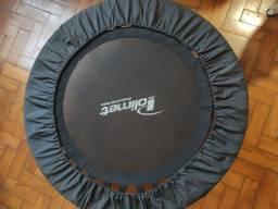 Trampolim cama elástica jump novinha