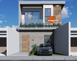 Casa na Jacira Reis / Dom Pedro - com área gourmet p/ lazer - 3qrts