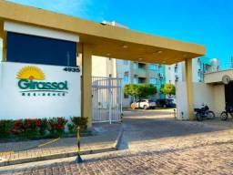 Apartamento para alugar, 77 m² por R$ 1.000,00/mês - Campestre - Teresina/PI