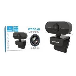 Entrega Grátis - Webcam 1080p Hd Usb Foco Automático Com Microfone - 1
