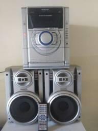 SOM MP3 PANASONIC COM CONTROLE