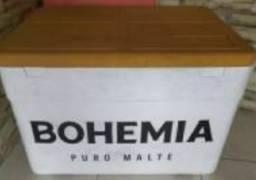 Vendo caixa de isopor Bohemia
