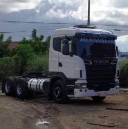 Scania G420-2011- 6x4-