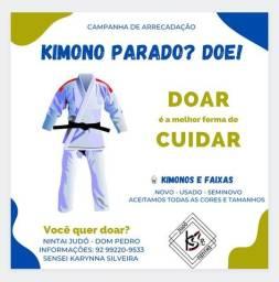 Título do anúncio: Kimonos e faixas