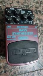 Pedal de efeito Bass Synthesizer