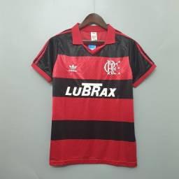 Flamengo Retrô 1990 Frete Grátis