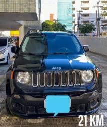 Jeep Renegade 1.8 AUT 2016