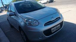 NISSAN MARCH 1.0 S 2013