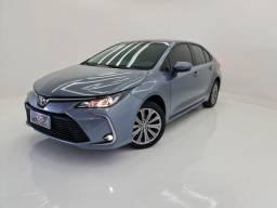 Título do anúncio: Corolla 2.0 Xei 2021 com 17 mil km - Completíssimo / sem detalhes