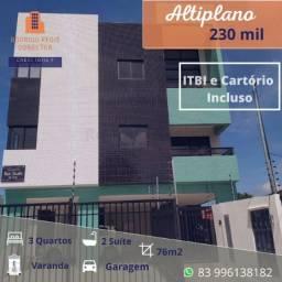 //Última Oportunidade, Excelente Apartamento no Altiplano
