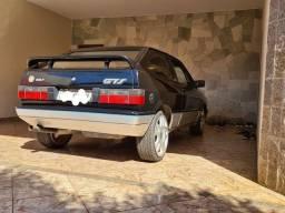 Gol GTS 1992 preto