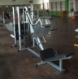 Leg Press 45 Pro Sport