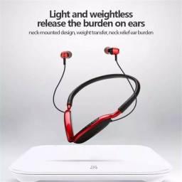 Headphone bluetooth, pega cartão de memória, ótima qualidade de Som