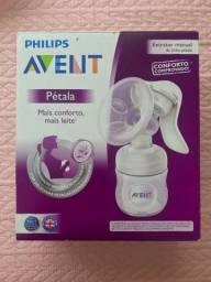 Extrator de leite petalas - manual - philips avent