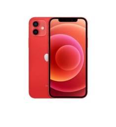 "iPhone 12 Apple 128GB (PRODUCT)RED Tela 6,1"" - Câm. Dupla 12MP iOS"