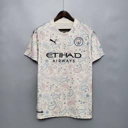 3° camisa do Manchester City