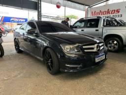 Título do anúncio: Mercedes-benz c 180 2013 1.6 cgi coupe 16v turbo gasolina 2p automÁtico