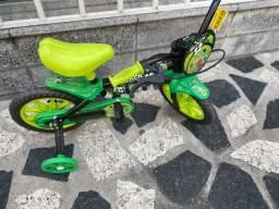 Título do anúncio: Venha já temos nova bicicleta aro 12 infantil para 3 anos