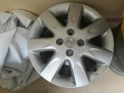 4 Rodas Originais Nissan aro 15