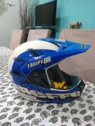 Vendo Bieffe equipe BR azul