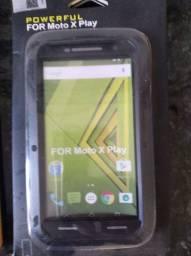 Case para Moto X Play