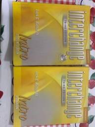 Livro Interchange amarelo