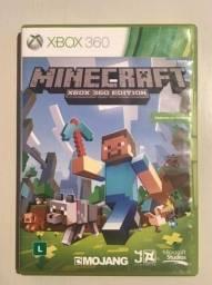 Minecraft jogo original para Xbox 360