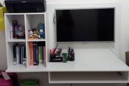 Painel/Escrivaninha Branco