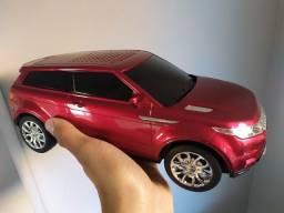 Caaixaa de Somm Estiilo Rangee Rover Vermelha Muuito Boa