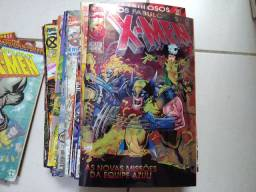 Hqs Os Fabulosos X-men Abril 1 A 39 E Outros