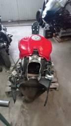 Sucata de moto para retirada de peças Ducati Panigale 959 2016