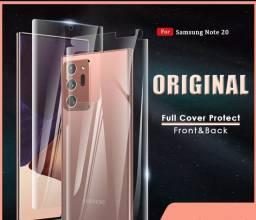 Pelicula 360° + Case para o Galaxy Note 20 Ultra