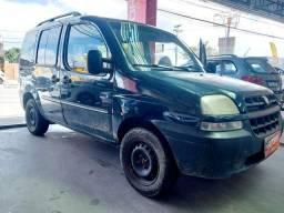 Ent R$ 4.990 + 48x Fiat Doblo 1.8 7lug 2009 ELX