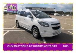 Chevrolet Spin 1.8 Ltz 7 Lugares Aut