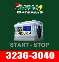 Bateria Moura Start stop Bateria start stop Bateria start stop Bateria start stop