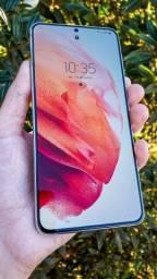 Galaxy S21+ Plus 5G Phantom Silver 256gb Anatel + Nota Fiscal