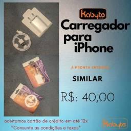 Carregador de iPhone 40,00