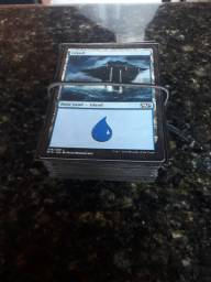 Deck Azul completo - Magic the Gathering