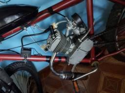 bicicleta a motor 80cc